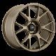 Konig Ampliform 18X9.5A 5X114.3 ET35 Gloss Bronze